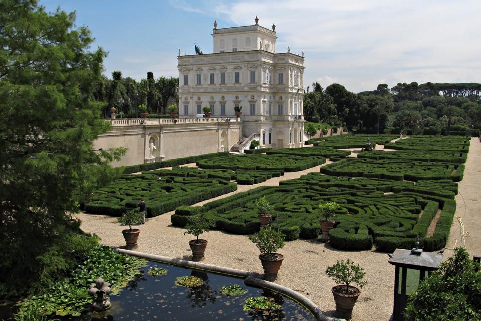 Villa Dora Pamphilj