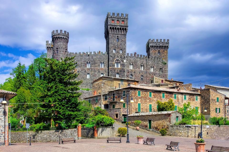 Acquapendente - Torre Alfina